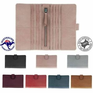Women's Soft Leather iPhone Wallet New