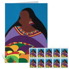 USPS New Kwanzaa Notecards set of 10