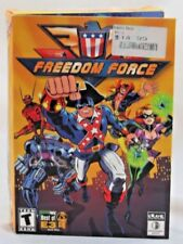 Freedom Force (PC, 2002) New
