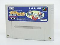 Super Famicom GAIA SAVIOR Cartridge Only Nintendo sfc