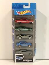 Mattel Hot Wheels Wild Velocità 5car Confezione