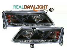 Audi A6 4F2 4F5, C6 Bj04-08 Set Xenon Scheinwerfer REAL DAYLIGHT D2S/H1 mit TFL