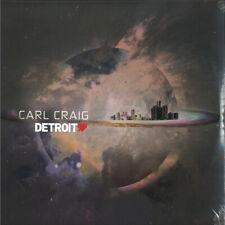 "CARL CRAIG "" DETROIT "" NEW DBLE UK 12 / LP HOUSE TECHNO VINYL"