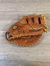 New listing Wilson A2850 Grip Tite Pocket RHT Advisory Staff First Base Glove