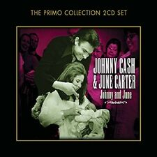 JOHNNY CASH & JUNE CARTER - JOHNNY AND JUNE 2 CD NEU