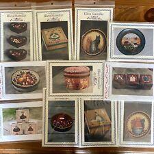 Ellen Stamilio Touchstones Original Decorative Painting Tole Pattern Packets New