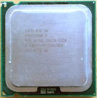 Intel Pentium D 945 3.4 GHz LGA 775 CPU SL9QQ 4M/800 Presler Dual Core Processor