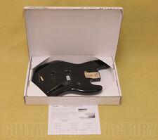 099-8008-706 Genuine Fender Black Jazz Bass Alder Vintage Bridge Bass Body