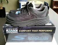 Skechers Men's Max Cushioning Elite - Vivid 54460 BBK Athletic Shoes Extra wide