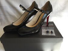STACCATO Smart  Mary Jane Shoes  Buckle FAstening - New In Box - Cost £47.99