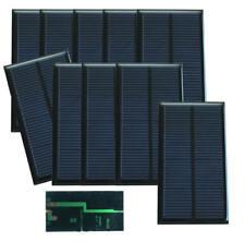 Lot de 10 cellules solaires 2 V - 380 mA