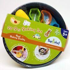 Casdon Little Cook SupRchef Baking Set Multicolored 20 Pieces #4897042992044