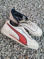 Vintage Puma Boris Becker Trainers UK11 46 made in Taiwan 80s 90s