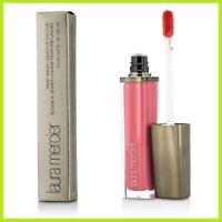 NEW Laura Mercier Paint Wash Liquid Lip Colour #Coral Reef 6ml Women's Makeup