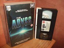 The Abyss -  Vhs big box original