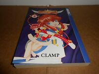 Angelic Layer Vol. 4 by Clamp TokyoPop Manga Graphic Novel Book in English