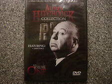 The Alfred Hitchcock Collection Volume One