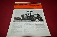 Case 2090 Tractor Dealers Brochure YABE11