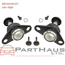 Front Lower Control Arm Ball Joint Kit set of 2 for Volvo S60 V70 XC70 S80
