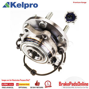Wheel Bearing hub Front Left for NISSAN NAVARA D40 KHA4122