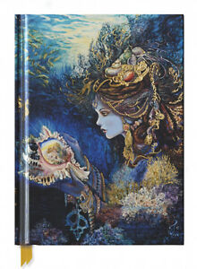 Josephine Wall Daughter of the Deep Sketchbook (Foiled Hardcover Set)