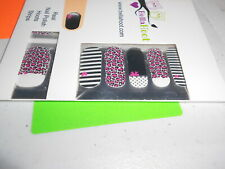 Nail Polish Strips (new) BellaHoot LEOPARD LOVE