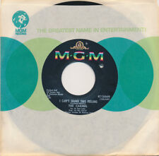 CARMEL I Can't Shake This Feeling / Let My Child Be Free (HEAR IT) 45 rpm