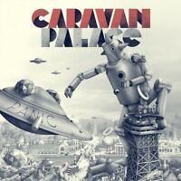 Caravan Palace - Panic CARAVAN Place(Digi Pack + Bonus Tracks) [CD]