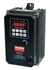 DAYTON 13E650 Variable Frequency Drive,1 HP,208-240V