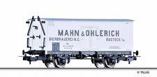 "SH  Tillig 76655 Kühlwagen ""Mahn & Ohlerich""  M.F.F.E.Sp HO"