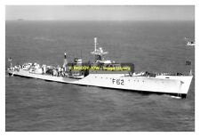 rp9114 - Royal Navy Warship - HMS Pellew F62 - photo 6x4