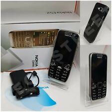 Nokia E Series E52  - Black - Unlocked WIFI GPS 3G Smartphone 2yr warranty