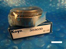 KOYO Cone and Bearing Set 30303D, 30303 D (=2 FAG, SKF, NSK, NTN 4T, SNR)