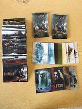 Cryptozoic Hobbit Five Armies : Base Set , Weapons + Foil Insert Sets + Wrappers