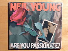 Neil Young - Are You Passionate? / CD limited Edition als Papersleeve