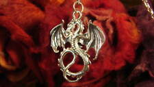 ~GORGEOUS DRAGON PENDANT NECKLACE~
