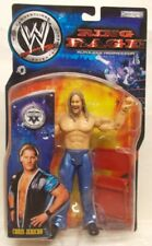 WWE Ruthless Aggression Series 7 Chris Jericho With Folding Chair Fozzy (MOC)