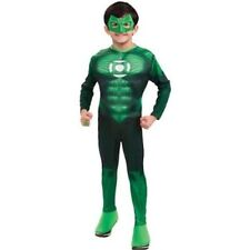 Polyester Suit Superhero Costumes for Boys