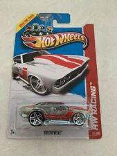 2013 Hot Wheels HW Racing '69 Chevelle #137