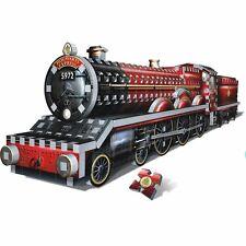Harry Potter Hogwarts Express 3D Train Puzzle