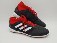 Adidas Predator Tango 18.3 Men's Turf Boots Trainers Red/Black UK Size 10.5
