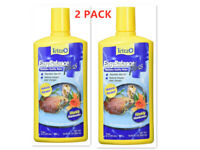 2 Pack Tetra EasyBalance PLUS Water Conditioner  Healthy pH Stabilizers, 33.8OZ