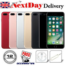 Apple iPhone 7 Plus 32GB 128GB 256GB Unlocked All Colours Sim Free Smartphone UK