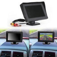 "4.3"" Car Monitor HD Elecamera di Retromarcia TFT LCD Display Reverse Monitor"