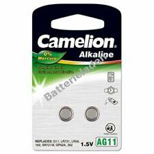 Camelion Knopfzelle LR721 2er Blister 1,5V  Alkaline