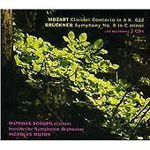 Schorn - Klarinettenkonzert K.622/Sinfonie 8 - CD