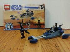Lego Star Wars Assassin Droids (8015)-Used Good Condition w/ Instructions No Box