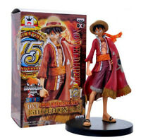 Anime One Piece Monkey D · Luffy PVC Action Figure Statue Toy In Box Model Gift