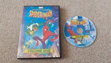 dvd spectacular spider man volume one 1