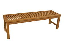 Ambon - Panca in legno Teak, ideale per il vostro giardino, in 2 misure diverse